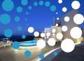 Thumb infinity pool by night architectural lighting